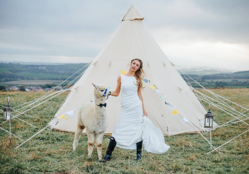 Tepee Weddings
